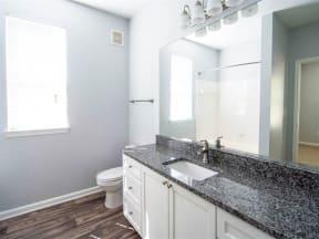 Granite Countertop Kitchen at Haven North East, Atlanta, 30340