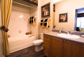 Luxurious Bathroom at Haven North East, Georgia