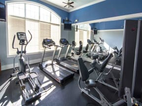 State-Of-The-Art Gym And Spin Studio at Haven North East, Atlanta, 30340