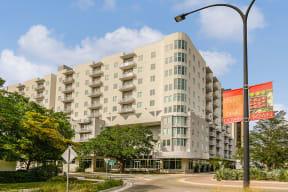 High rise living in Sarasota