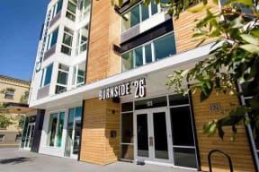 Burnside 26 in Portland, OR building exterior