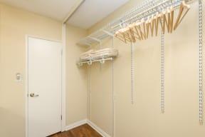 3400 South Main closet