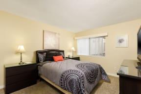 3400 South Main bedroom