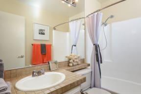 3400 South Main bathroom