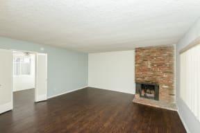 Variel Villas living room