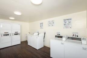 Variel Villas laundry