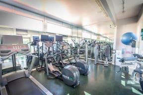 3400 South Main gym