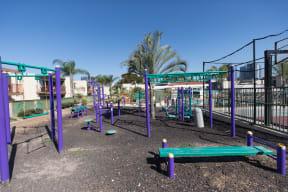 3400 South Main playground