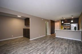 Designer Faux Wood Flooring