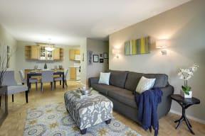 The Edina Towers Apartments in Edina, MN Living Room