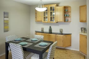 The Edina Towers Apartments in Edina, MN Dining Room
