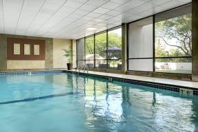 The Edina Towers Apartments in Edina, MN Indoor Pool