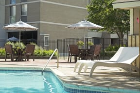The Edina Towers Apartments in Edina, MN Outdoor Pool