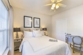 Spacious Bedrooms at Aventura at Forest Park, St. Louis, 63110