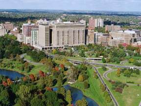 Minutes from Washington University Medical Center And BJC Childrens Hospital at Aventura at Forest Park, St. Louis, MO