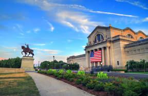 Visit Museum at Aventura at Forest Park, Missouri