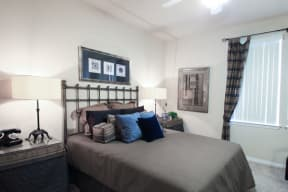 Apartments for Rent in Chino Hills-Missions at Chino Hills Bedroom with an Expansive Closet, Plush Carpeting, and Much More