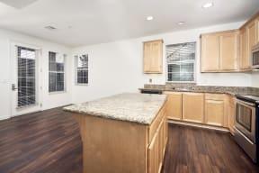 Kitchen Bar With Granite Counter Top,at Aviara, San Jose California