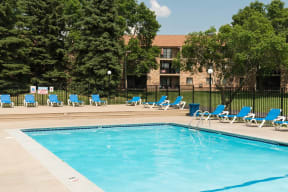 Invigorating Swimming Pool, at The Woods of Burnsville, Minnesota, 46204