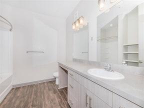 Modern Bathroom Fittings at One White Oak, Georgia, 30041
