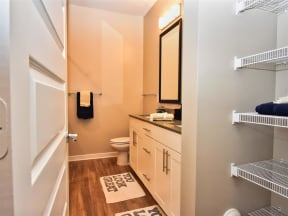 Pointe at Lake CrabTree Walk-In Closets And Dressing Areas in Morrisville, North Carolina Rental Homes
