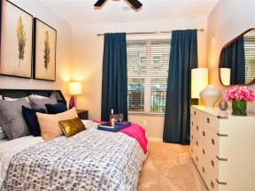 Large Pointe at Lake CrabTree Master Bedrooms in Morrisville Apartment Rentals