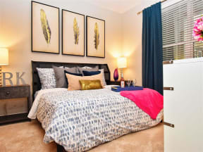 King-Sized Pointe at Lake CrabTree Bedrooms in Morrisville Apartments for Rent