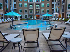 Outdoor Pointe at Lake CrabTree Swimming Pool in Morrisville, NC Rentals