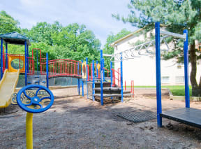 Community Playground at Sussex Square, Suitland, MD,20746