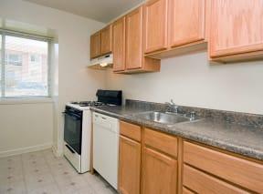 Kitchen at Townley, Beltsville, MD,20705