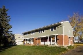 duplex for rent in Edmonton