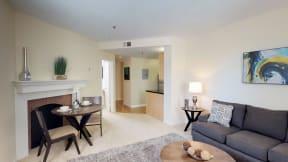 The Howard - Living Room