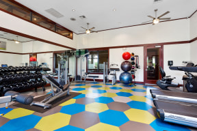 Cardio and Strength Training Fitness Center