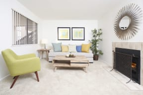 Redesigned Apartment Homes at The Knolls, California