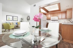 Formal Dining Room at The Knolls, Thousand Oaks