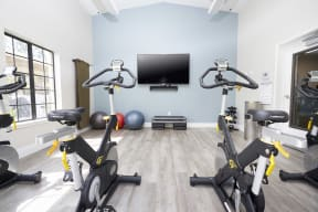 Fitness Center at The Knolls, California, 91362