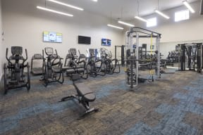 Health and Fitness Center at The Knolls, Thousand Oaks, CA