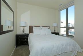 Bedroom  l Penthouse at Capitol Park