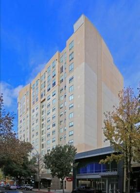 Building  l Penthouse at Capitol Park