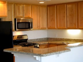 The Phoenician Apartments | Roseville CA | Cabinets