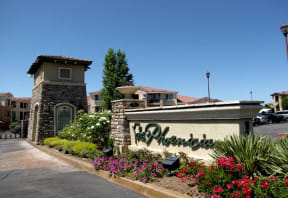 The Phoenician Apartments | Roseville CA | Sign