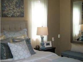 Bedroom  l Vineyard Gate Apartments in Roseville CA