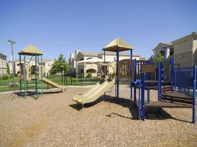 Playground  l Vineyard Gate Apartments in Roseville CA