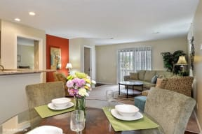 Personal Dining, at Suncrest Apartment Homes, 1135 Suncrest Circle, IN