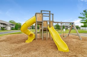 Playing Structure For Kids, at Suncrest Apartment Homes, Indianapolis, 46241