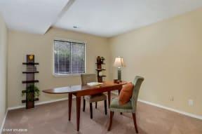 Elegant Dining Room, at Suncrest Apartment Homes, Indiana, 46241