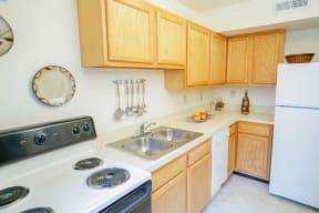 Ktichen in Apartments in Norfolk VA
