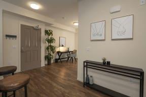 Entry view of door l Metro 510 Apartment for rent in Riverside Ca