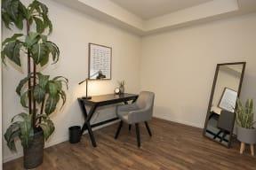Office area l Metro 510 Apartment for rent in Riverside Ca