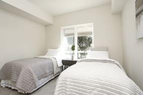 Bedroom l Metro 510 in Riverside Ca